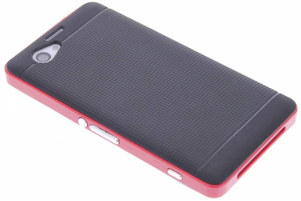 Fuchsia TPU Protect case voor de Sony Xperia Z1 Compact