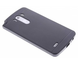 Zwart TPU Protect case LG G3