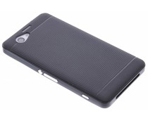 Zwart TPU Protect case Sony Xperia Z1 Compact
