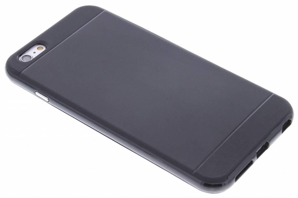 Zwarte TPU Protect case voor de iPhone 6(s) Plus