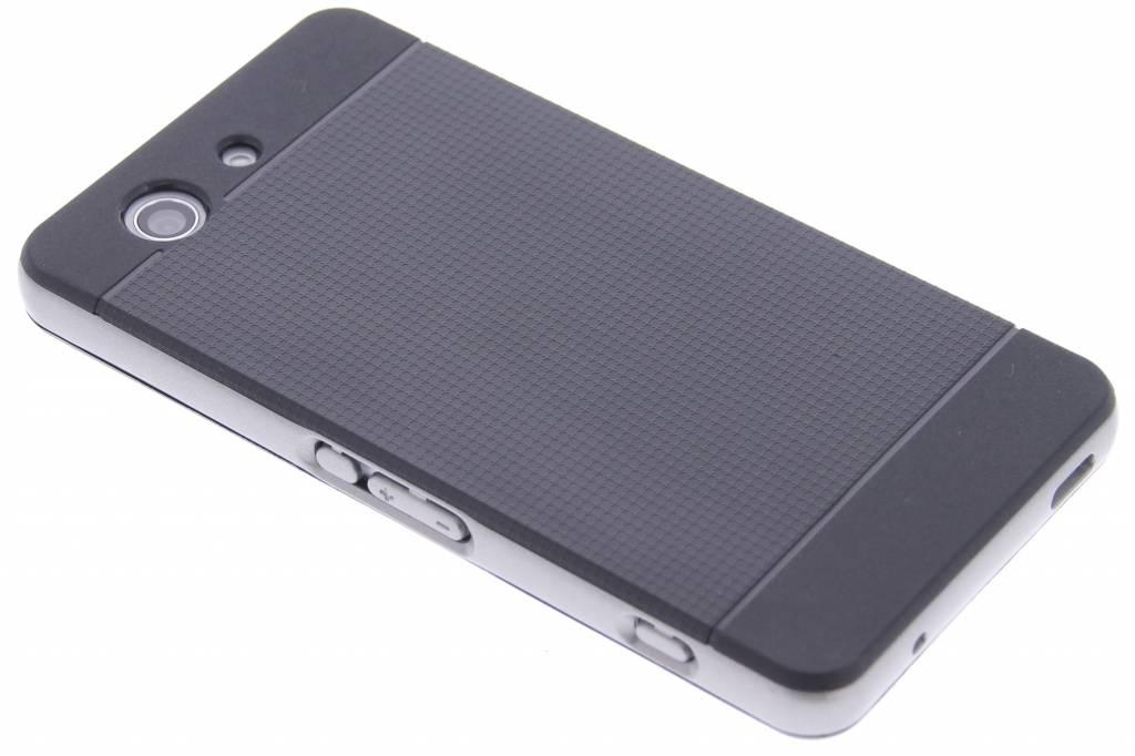 Grijze TPU Protect case voor de Sony Xperia Z3 Compact