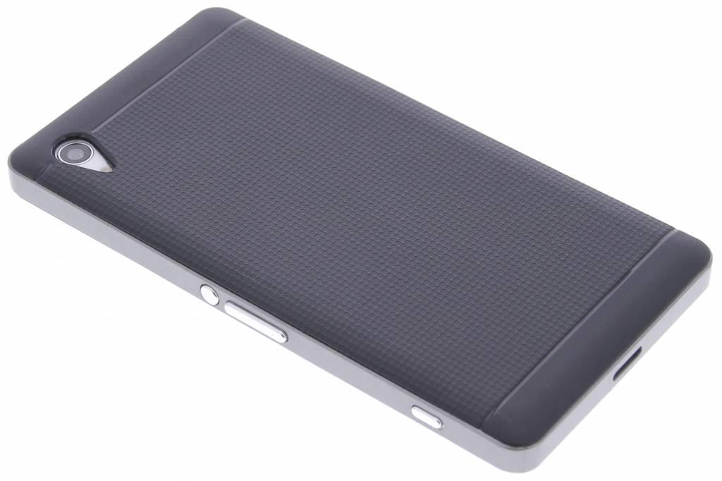 Grijze TPU Protect case voor de Sony Xperia Z2