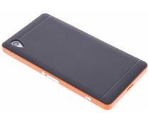 Oranje TPU Protect case Sony Xperia Z2