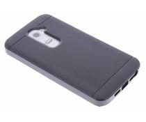 Zwart TPU Protect case LG G2