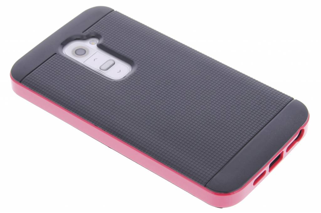 Fuchsia TPU Protect case voor de LG G2