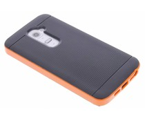 Oranje TPU Protect case LG G2