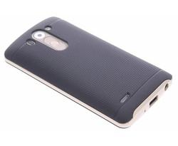 Goud TPU Protect case LG G3 S