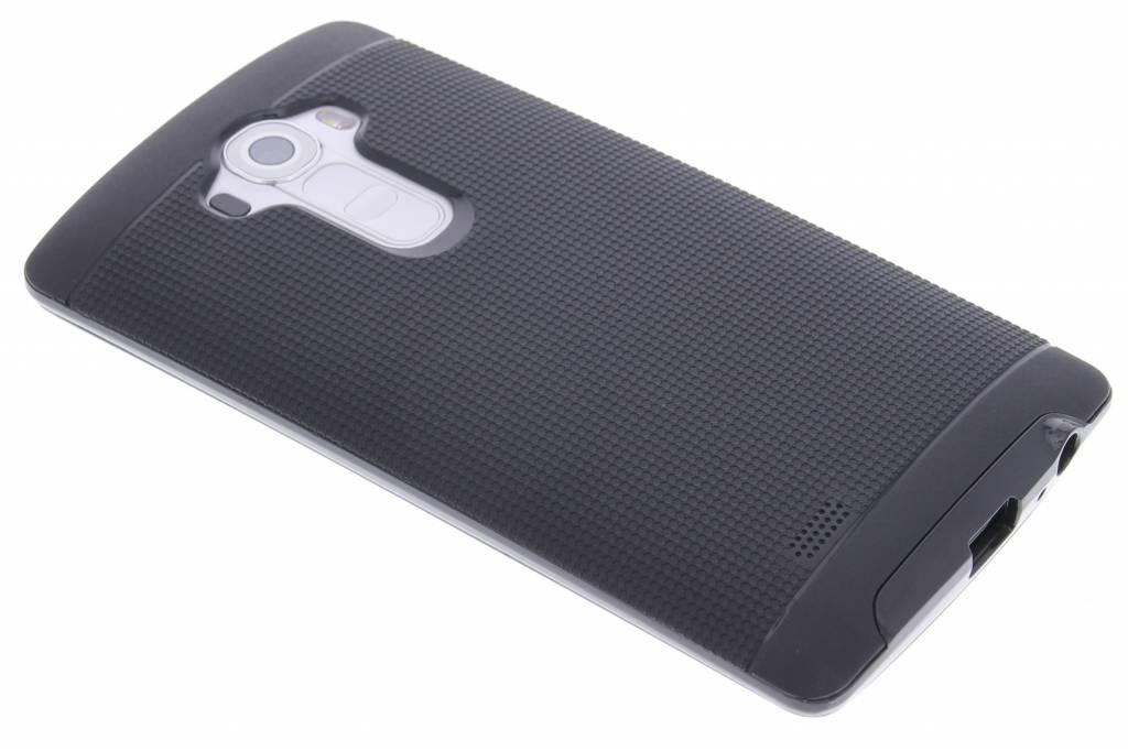 Zwarte TPU Protect case voor de LG G4