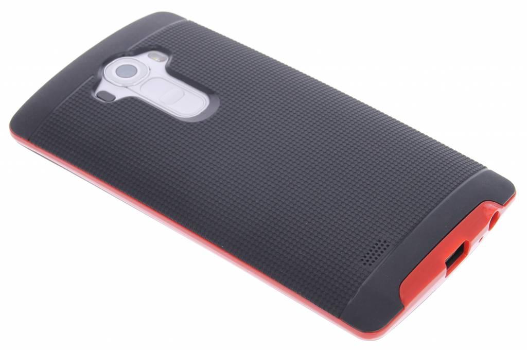 Rode TPU Protect case voor de LG G4