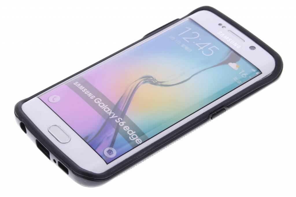 Tpu Noir Etui Protect Pour Samsung Galaxy S6 2z3Do