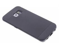 Zwart TPU Protect case Samsung Galaxy S6 Edge