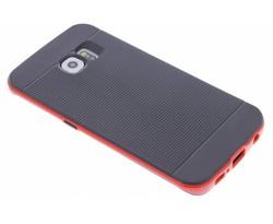 Rood TPU Protect case Samsung Galaxy S6 Edge