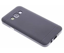 Zwart TPU Protect case Samsung Galaxy A3