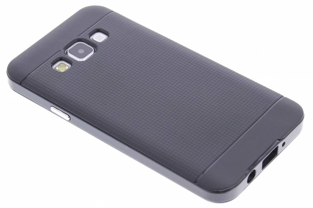 Zwarte TPU Protect case voor de Samsung Galaxy A3