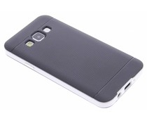 Wit TPU Protect case Samsung Galaxy A3