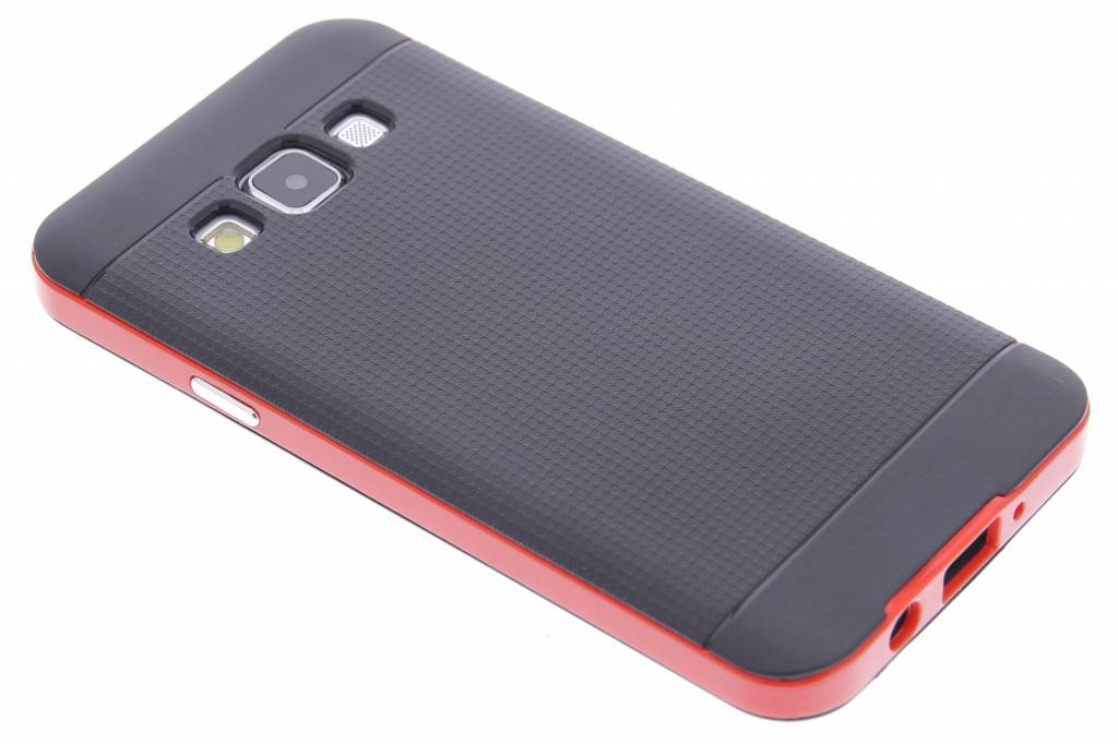 Rode TPU Protect case voor de Samsung Galaxy A3