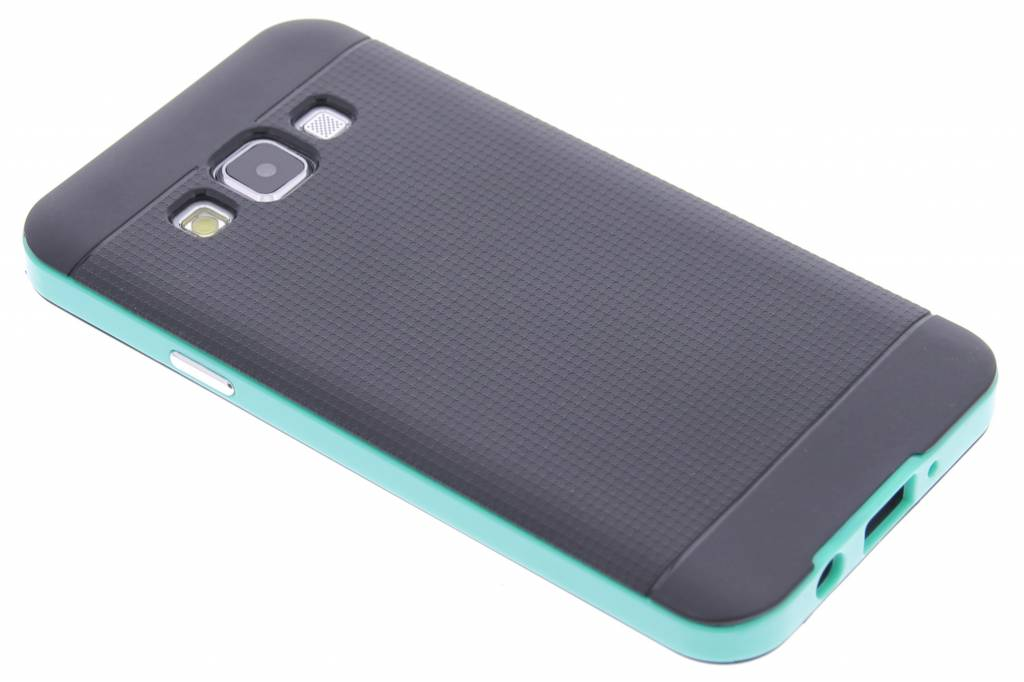 Mintgroene TPU Protect case voor de Samsung Galaxy A3