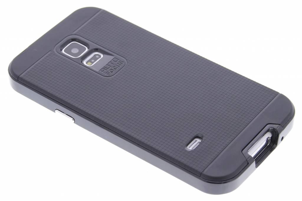 Zwarte TPU Protect case voor de Samsung Galaxy S5 Mini