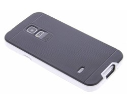 Wit TPU Protect case Samsung Galaxy S5 Mini
