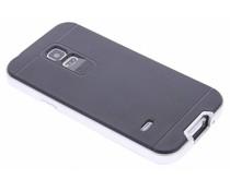 Zilver TPU Protect case Samsung Galaxy S5 Mini