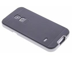 Grijs TPU Protect case Samsung Galaxy S5 Mini