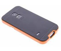 Oranje TPU Protect case Samsung Galaxy S5 Mini