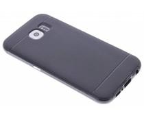 Zwart TPU Protect case Samsung Galaxy S6