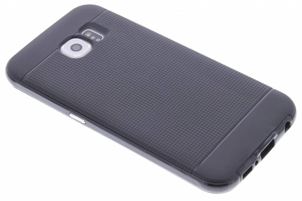 Zwarte TPU Protect case voor de Samsung Galaxy S6