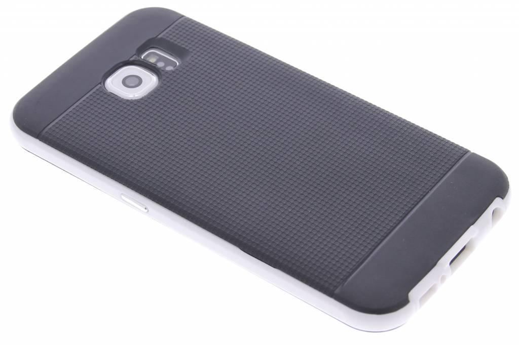 Witte TPU Protect case voor de Samsung Galaxy S6