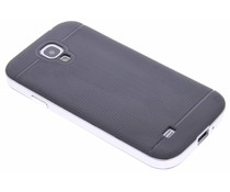 Zilver TPU Protect case Samsung Galaxy S4