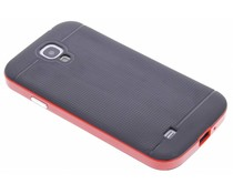 Rood TPU Protect case Samsung Galaxy S4