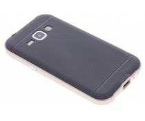 Goud TPU Protect case Samsung Galaxy J1