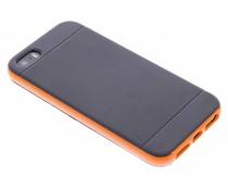 Oranje TPU Protect case iPhone 5 / 5s / SE