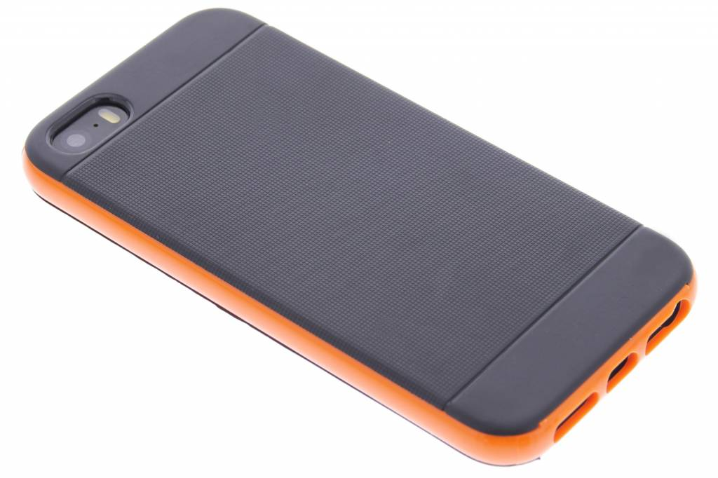 Oranje TPU Protect case voor de iPhone 5 / 5s / SE