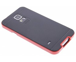 Rood TPU Protect case Galaxy S5 (Plus) / Neo