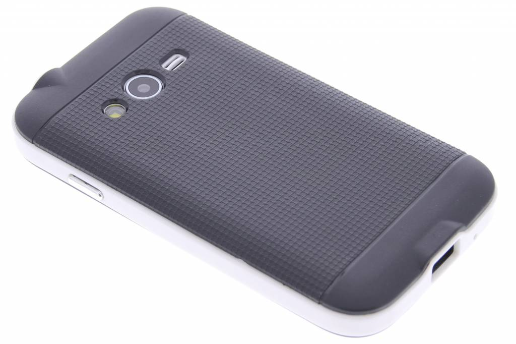 Witte TPU Protect case voor de Samsung Galaxy Trend 2 (Lite)