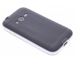 Zilver TPU Protect case Samsung Galaxy Trend 2 (Lite)
