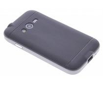 Grijs TPU Protect case Samsung Galaxy Trend 2 (Lite)