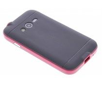 Fuchsia TPU Protect case Samsung Galaxy Trend 2 (Lite)