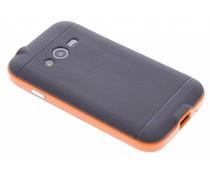 Oranje TPU Protect case Samsung Galaxy Trend 2 (Lite)