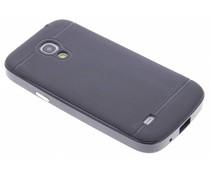 Zwart TPU Protect case Samsung Galaxy S4 Mini