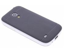 Zilver TPU Protect case Samsung Galaxy S4 Mini