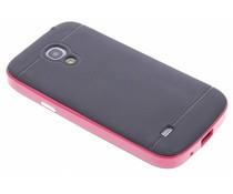 Fuchsia TPU Protect case Samsung Galaxy S4 Mini