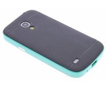 Mintgroen TPU Protect case Samsung Galaxy S4 Mini