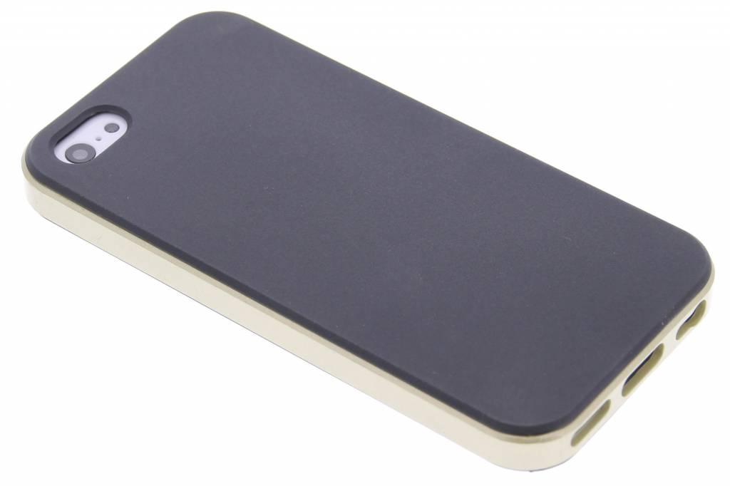 Gouden TPU Protect case voor de iPhone 5c