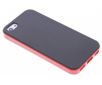 Rood TPU Protect case iPhone 5c