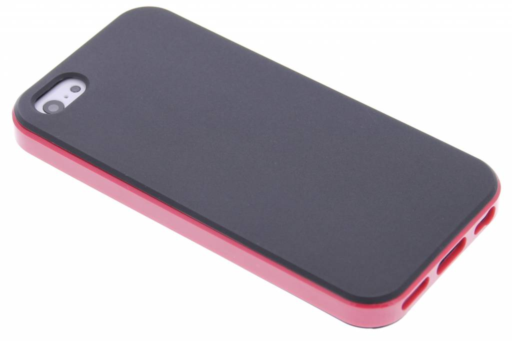 Fuchsia TPU Protect case voor de iPhone 5c