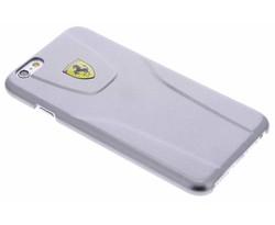 Ferrari Scuderia 3D Hard Case iPhone 6(s) - Silver