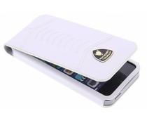 Lamborghini iFlip iPhone 5 / 5s / SE - Wit