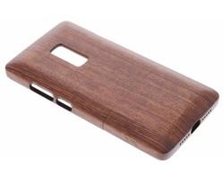 Echt houten hardcase hoesje OnePlus 2